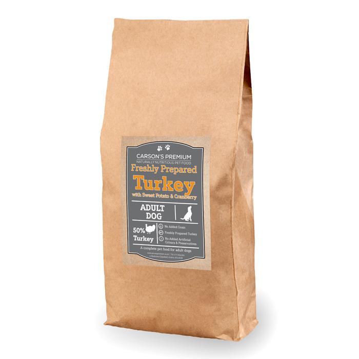 ADULT – Turkey, Sweet Potato & Cranberry