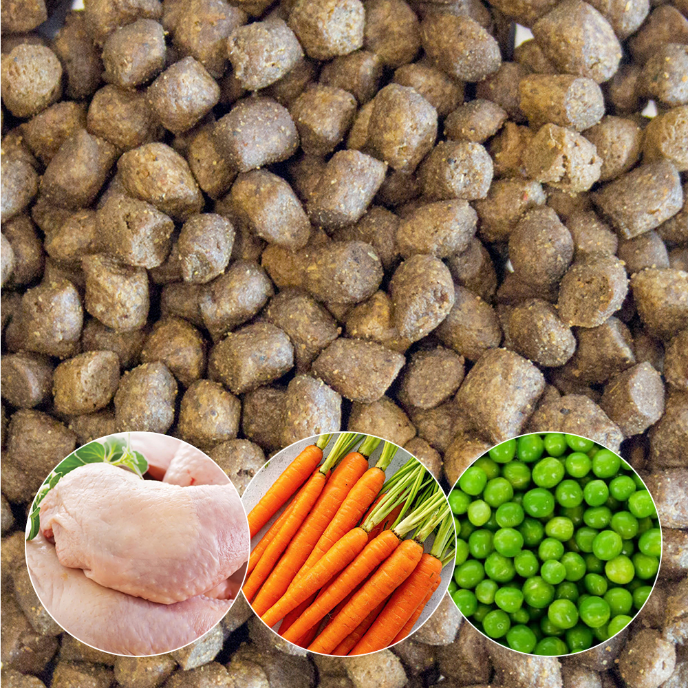 PUPPY – Chicken with Carrot & Peas